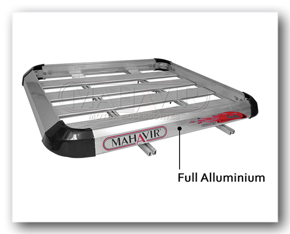 Full Aluminium Carrier