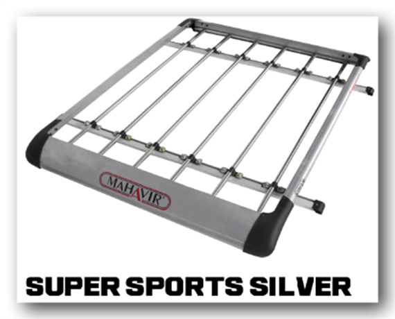 Super Sports Silver Carrier